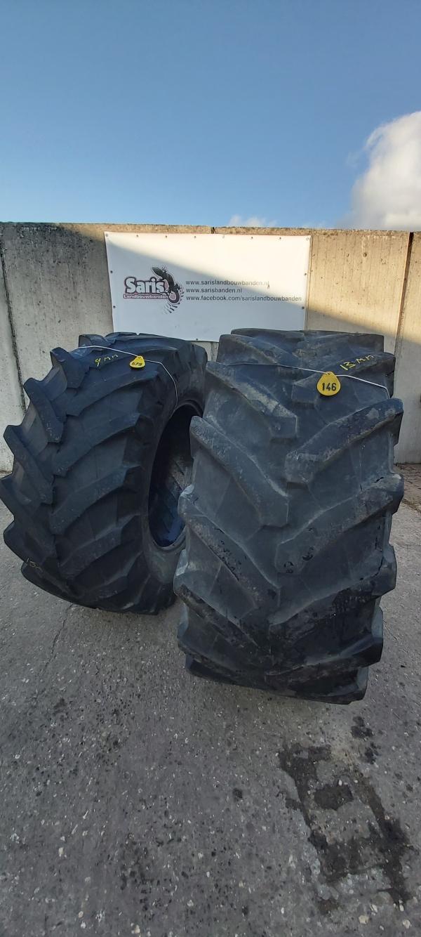 1 Pirelli 1 Trelleborg